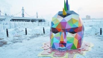 Okuda San Miguel in Yakutsk