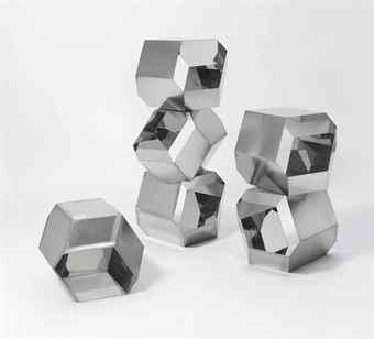 Olafur Eliasson-Negative quasi bricks-2003