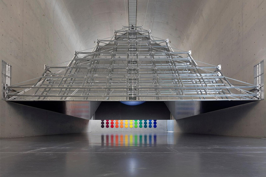 Olafur Eliasson space view