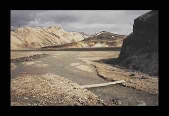 Olafur Eliasson-Untitled (Iceland Series)-2001