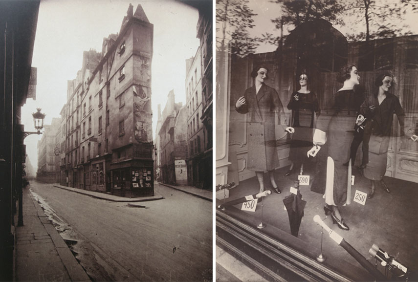 Old paris by eugène atget
