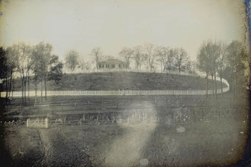 Oldest Photo of NY film