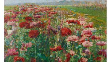 Olga Wisinger Florian – Blooming poppy