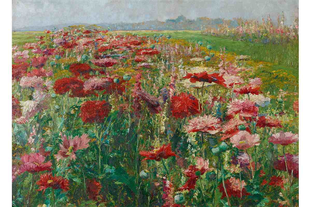 The Wonders of the Viennese Flower Painting