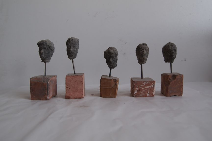 Oliver Czarnetta - 5 Quasiportraits, 2005