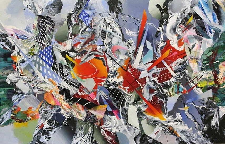 Oliver Vernon arts- Peripheral Gates of arts.