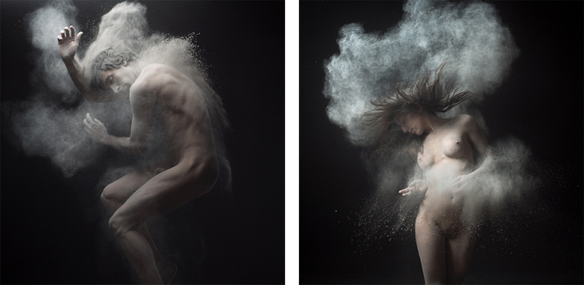 Olivier Valsecchi photo 11 and 6, Series 2009