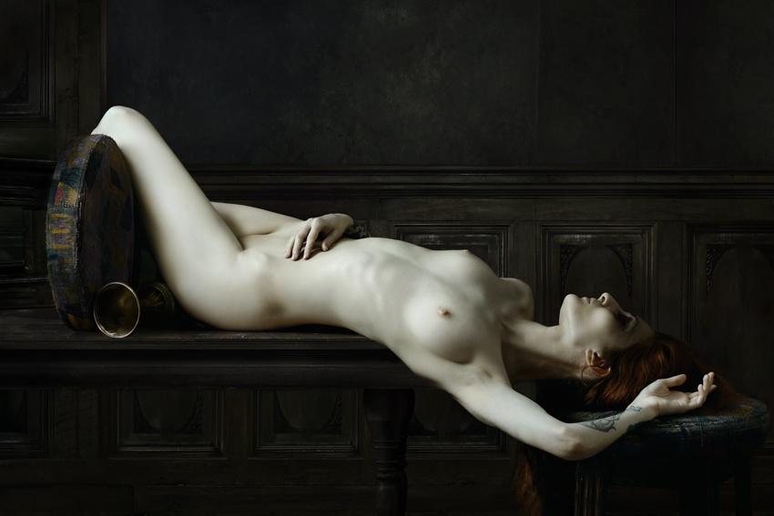 Olivier Valsecchi - Iris Vanitas, Drifting Series, 2014