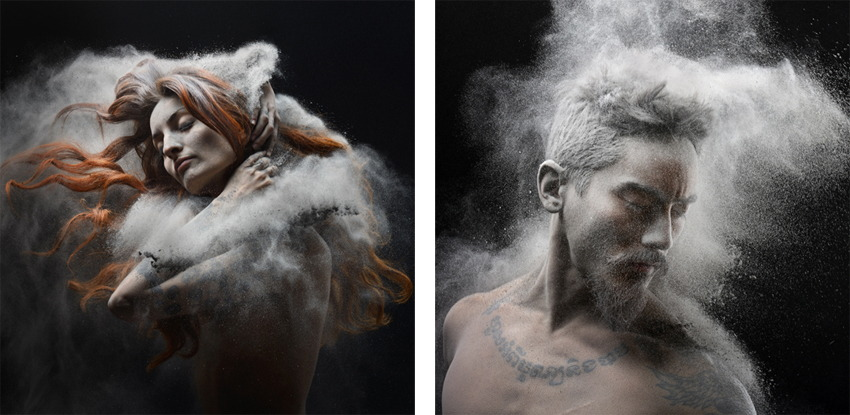 Olivier Valsecchi - Time of War 16 and Time of War 14, Time of War Series, 2012