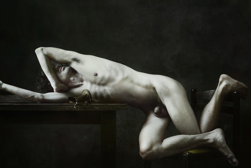 Olivier Valsecchi - Unravel, Drifting Series, 2014