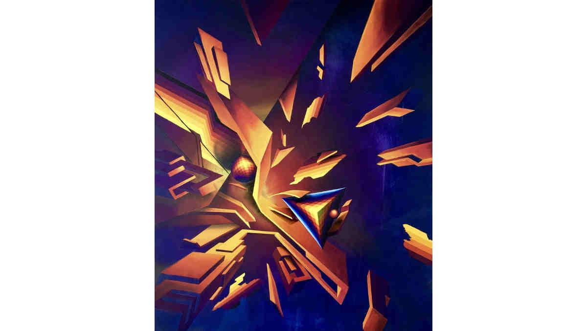 Omar Chow - Broken Spectrum