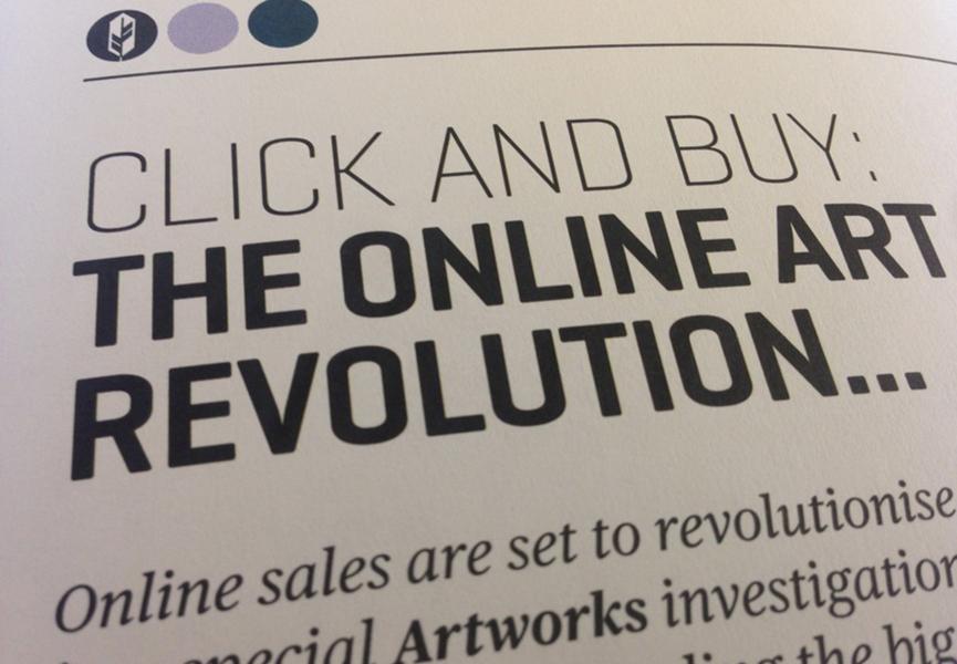 Online art market