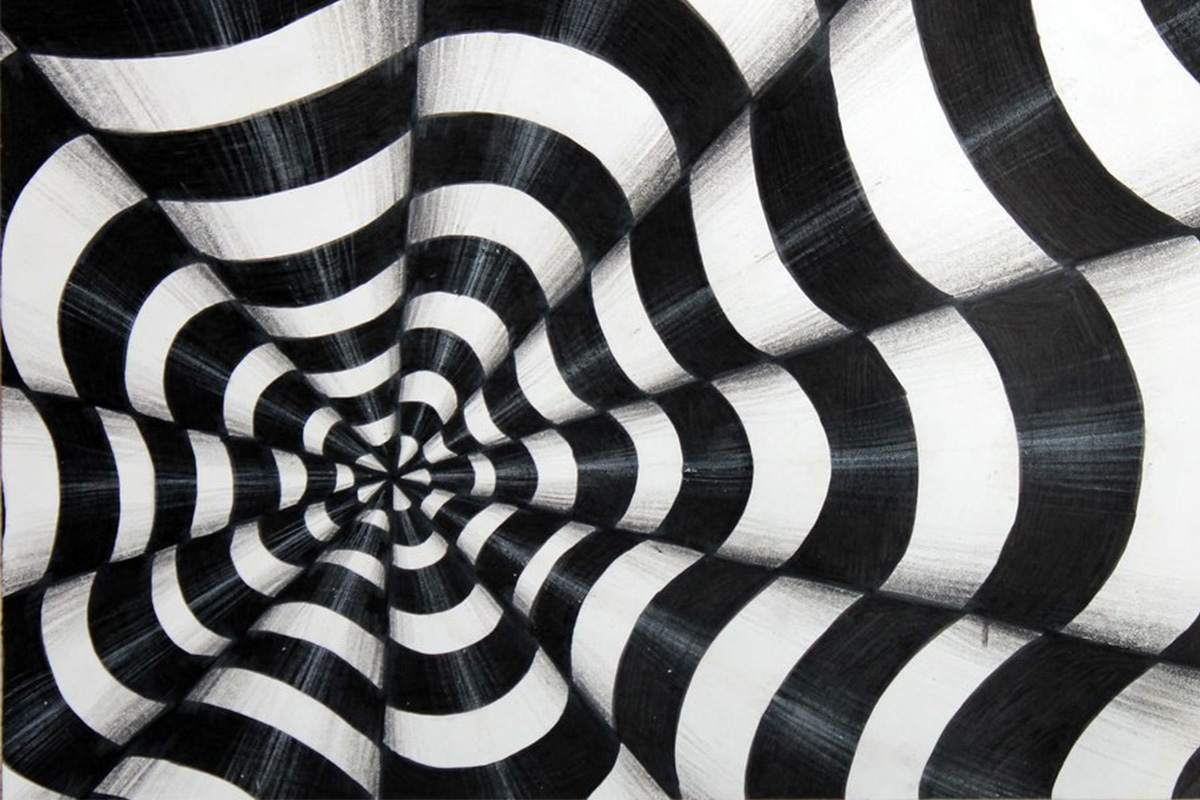 Très 10 Op Art Artists Whose Work You Have to Follow | Widewalls LX68