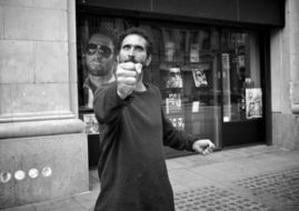 Oracio Alvarado - Tough Guy - Image via phillipehancom photographers best post 2016 contact share like