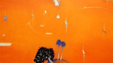 Brett Whiteley paintings