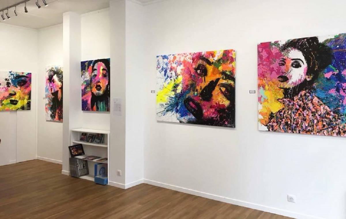 Orlinda Lavergne art gallery