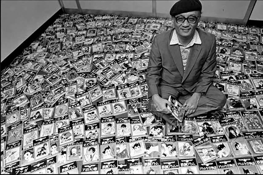 Osamu Tezuka strip years