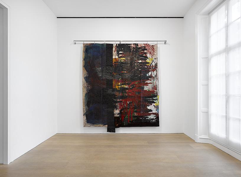 Oscar Murillo - Untitled