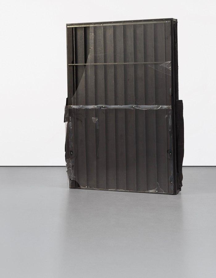 Oscar Tuazon-Black Slab-2010