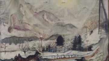Dent(s) du Midi, 1910