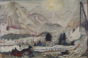 Oskar Kokoschka, an Expressionist, Migrant and Pacifist, at Kunsthaus Zurich