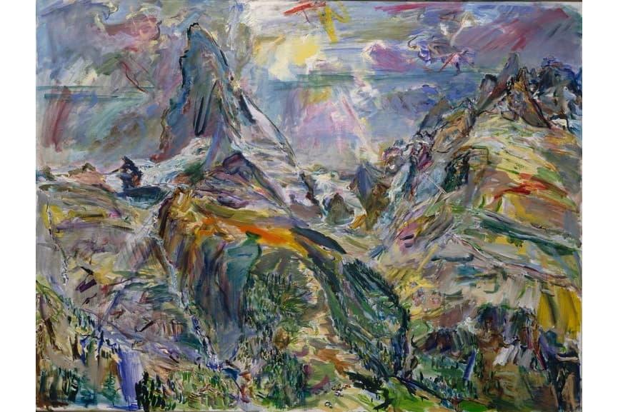 Matterhorn II, 1947