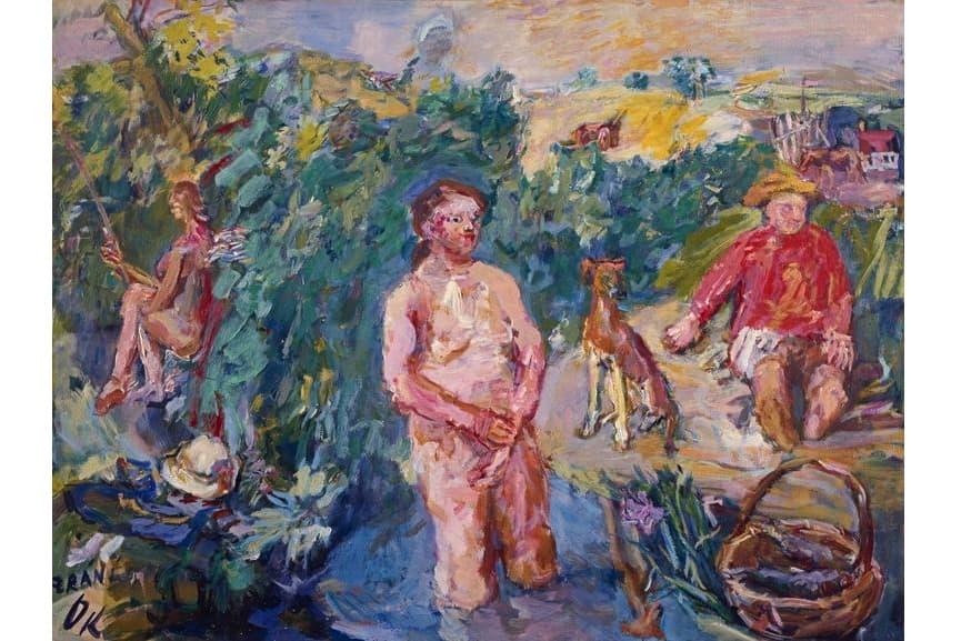 Zráni (High Summer), 1938–1940