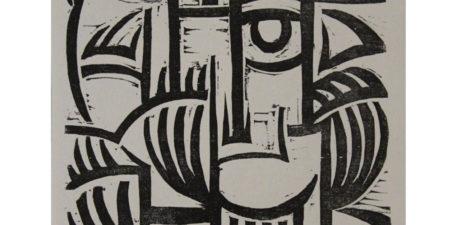 Otto Moller - Lauter Plane und Plane, 1921 - image courtesy of Sylvan Cole Gallery