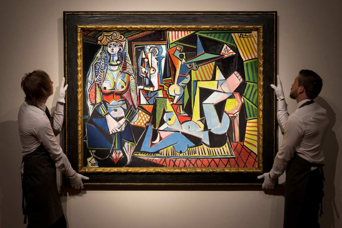 15 Most Expensive Artworks Sold at Major Auction Houses in 2015