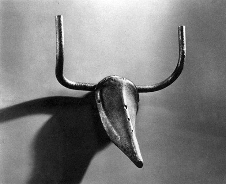 Pablo Picasso - Bull's Head, 1942