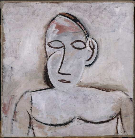 Pablo Picasso - Bust