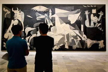 The Tragic Story Behind Pablo Picasso's Guernica, One of World's Most Famous Paintings