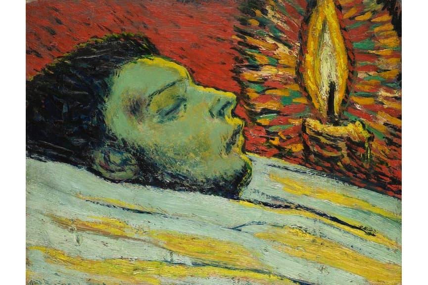 Pablo Picasso - La Mort de Casagemas