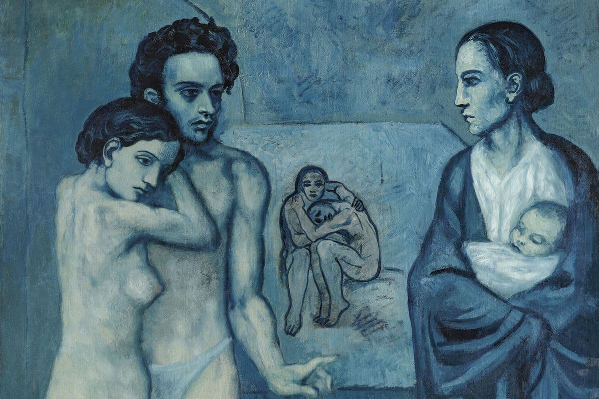 Looking at the Paintings of the Young Picasso