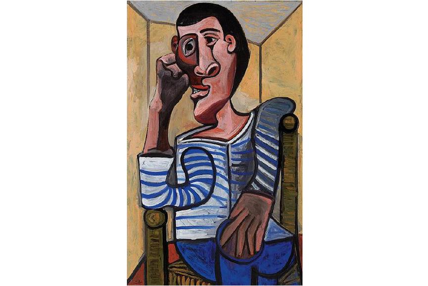 Pablo Picasso - Le Marin