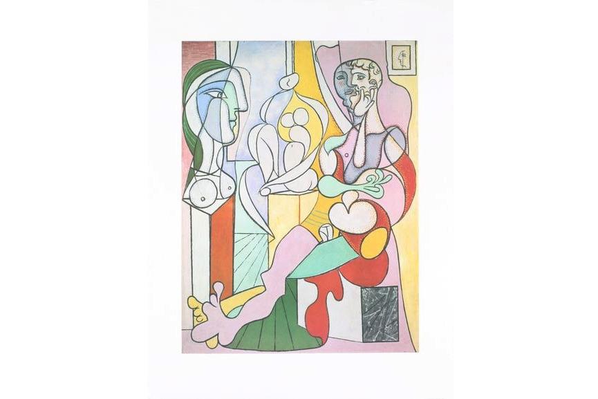 Pablo Picasso - Le Sculpteur