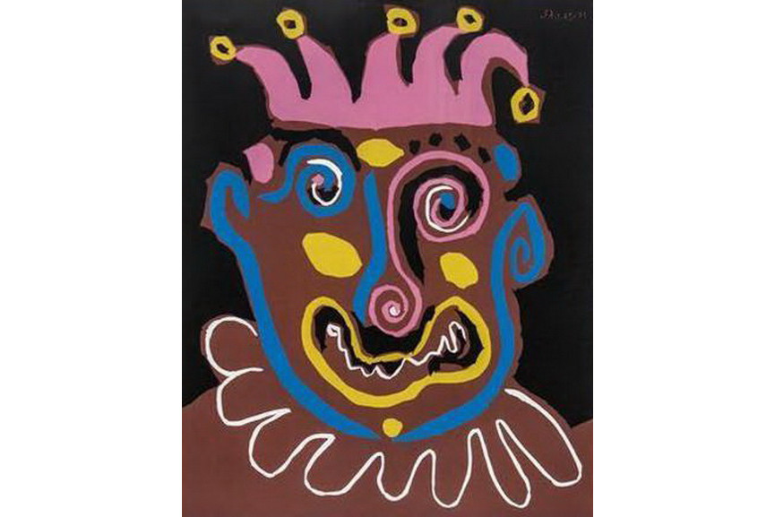 Pablo Picasso - Le Vieux Roi (The Old King)