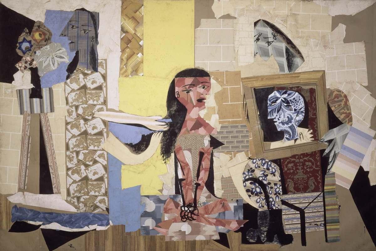 Pablo Picasso - Les Femmes à leur toilette