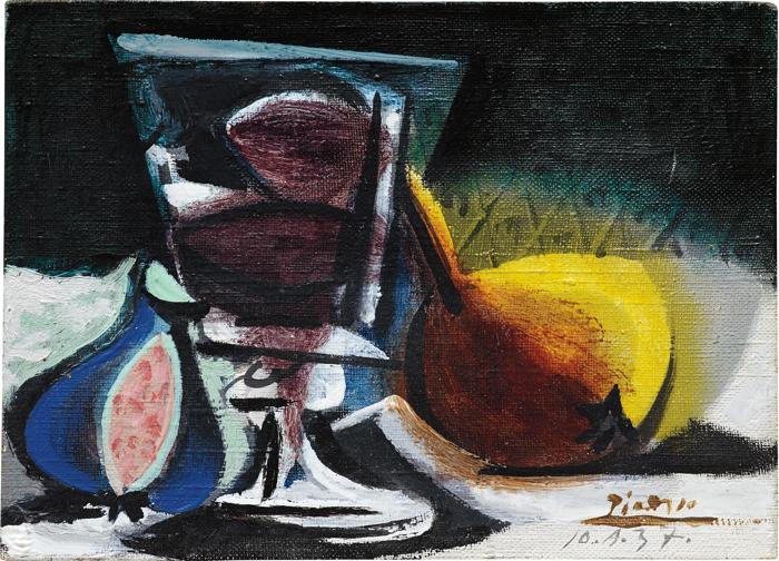 Pablo Picasso-Nature Morte-1937