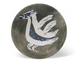 Pablo Picasso-Oiseau-1963