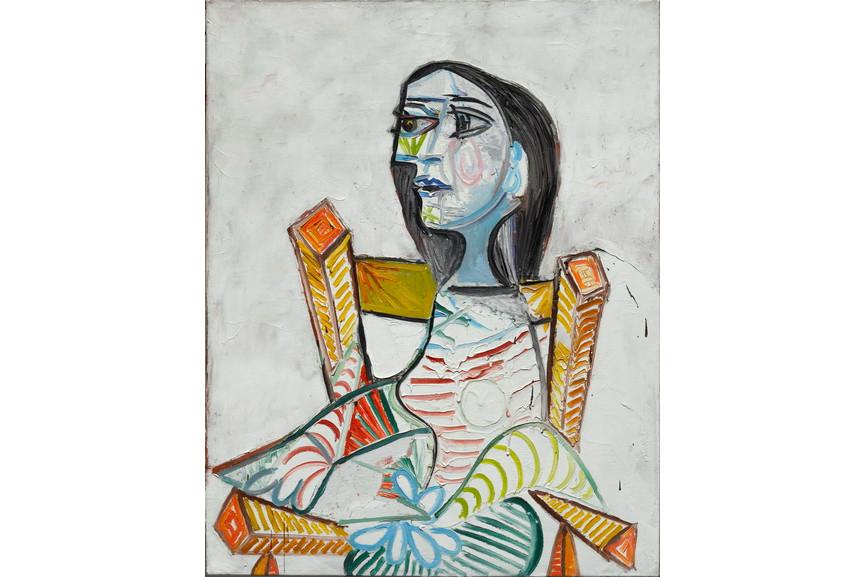 Pablo Picasso - Portrait de femme