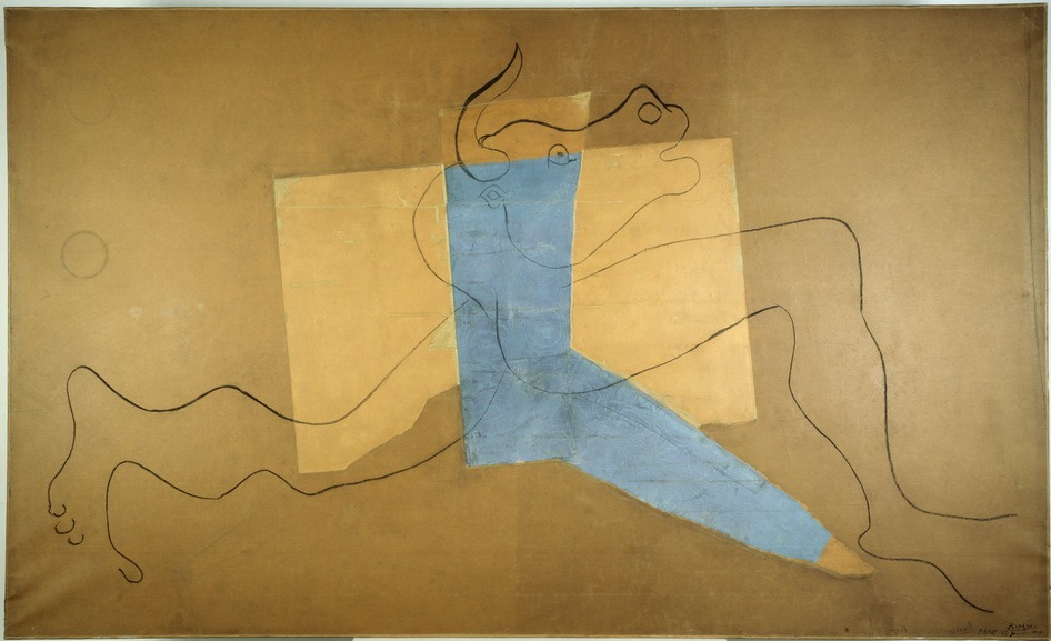 Pablo Picasso - Present day Minotaur