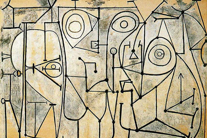 Famous Line Artists Names : Biography of pablo picasso widewalls