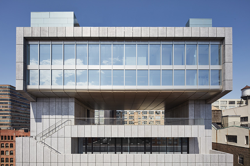 Pace Gallery, 540 West 25th Street, New York