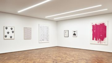 Christopher Wool Mike Kelley museum presss news