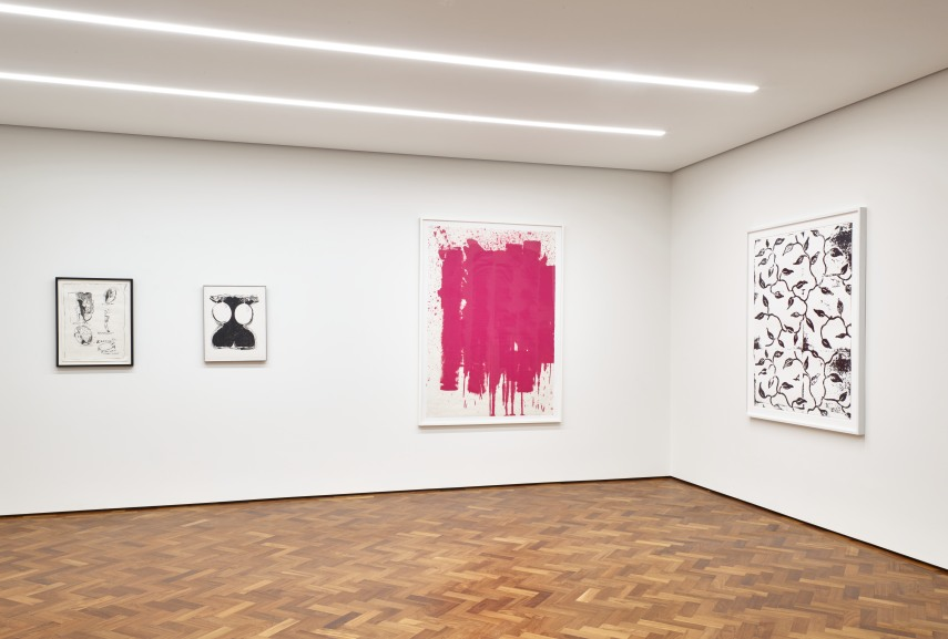 Christopher Wool Mike Kelley