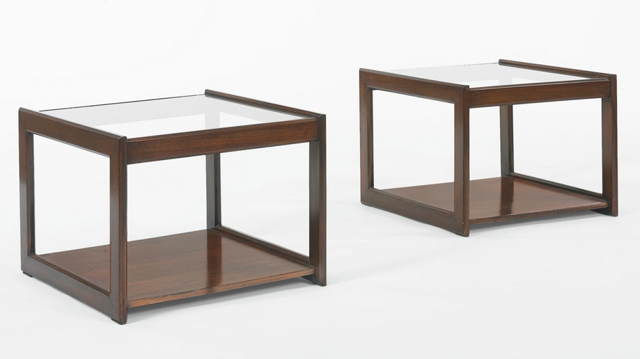 Pair Of Brazilian Side Tables-1960