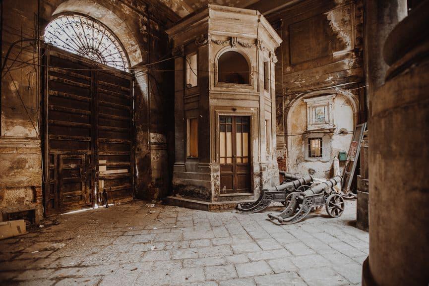 Palazzo Costantino