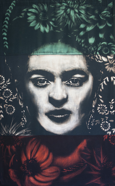 Pam Glew, Frida, 2014, courtesy of Liberty Gallery