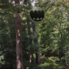 Pamela Pecchio-Habitation (Trees)-2005